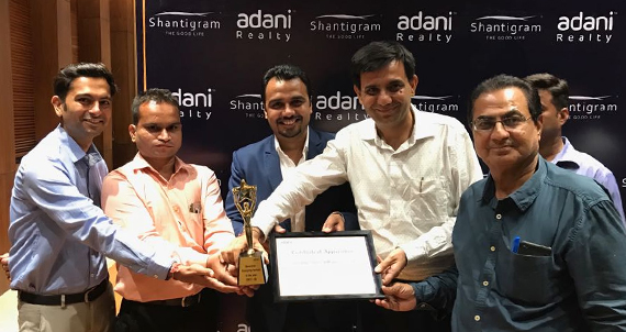 Make A Career at Adani Realty