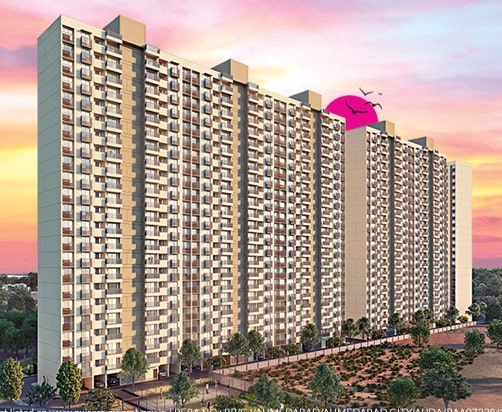 2 BHK in Ahmedabad by Adani Realty - ASTER