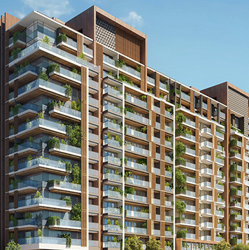 Upcoming Project In Pune, Atelier Greens