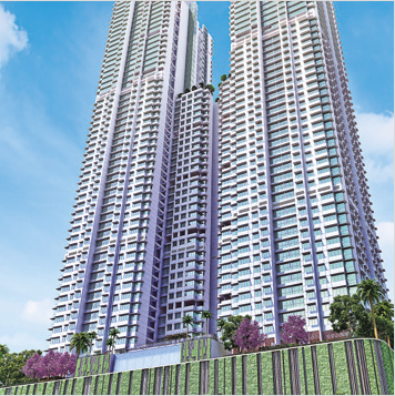 Monte South - 2,2.5 BHK in Byculla
